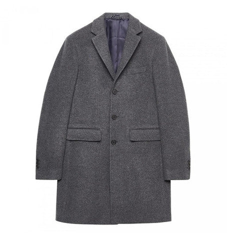 Harrison melange over Coat