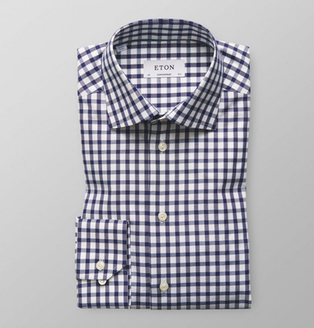 Coloured Check Shirt