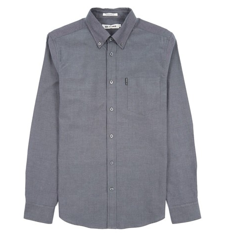 Classic Oxford Graphite Grey Shirt