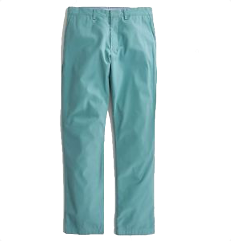 Sea Blue Chinos