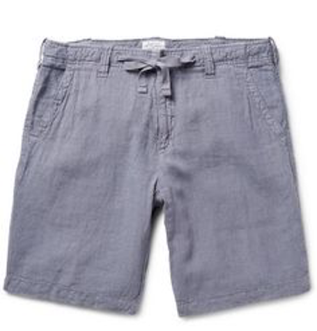Chambray Boy Shorts