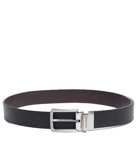 Black Testa Reversible Belt