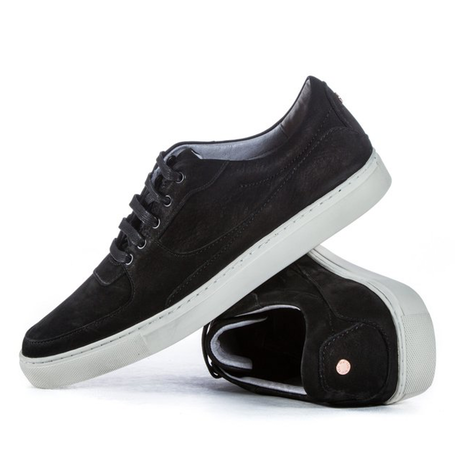Mateo Black Trainers