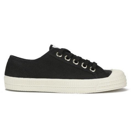 Black Lo-top Trainers