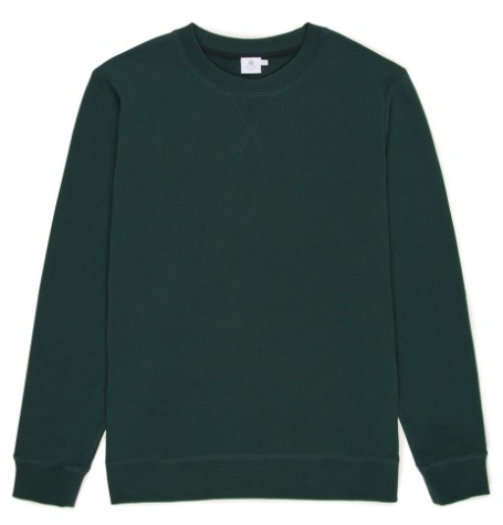 Moss Sweat Top