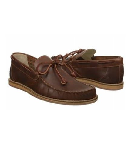 Brown Ivy Glow Boat Shoe