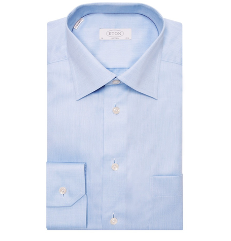 Light Blue Super Slim Extreme Cutaway Shirt