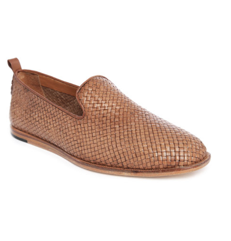 Ipanema Weave Tan Shoe