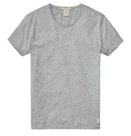 Grey Relaxed Tee