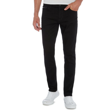 CK New Core Black Rinse Comfort Jeans