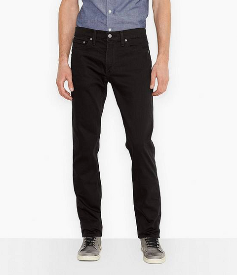 Black Slim Fit 511 - Nightshine