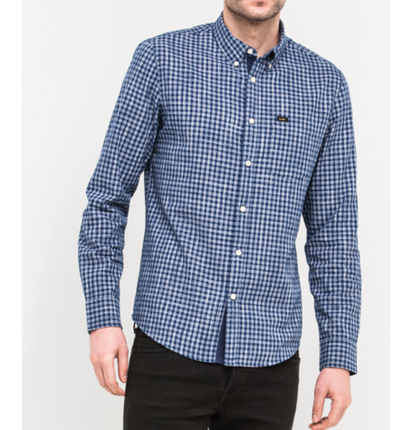 Button Down - Deep Indigo