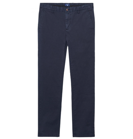 Slim Navy Soho Gant Chinos