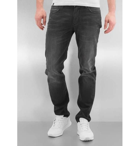 Lee Arvin Black Slash Jean