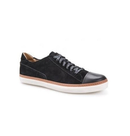Pitt Crosta Black Casual Trainers