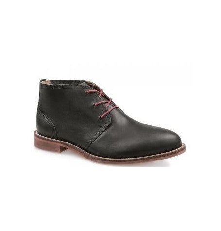 Monarch Chukka Black Boots