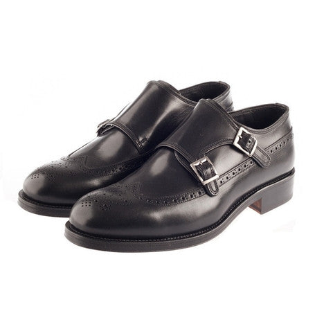 Black Haydock Shoe