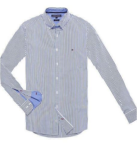 Dutch Navy North Stripe Shirt