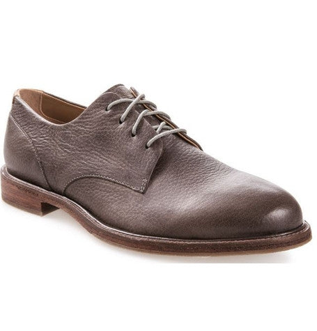 William Leather Derby Shoes