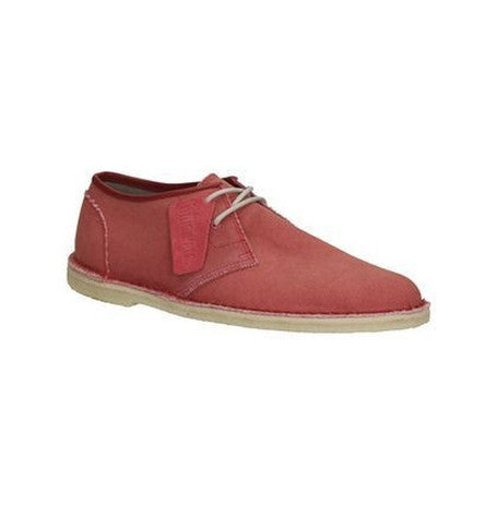 Coral Red Shoe