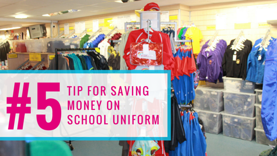 February Money Saving Tip for Parents