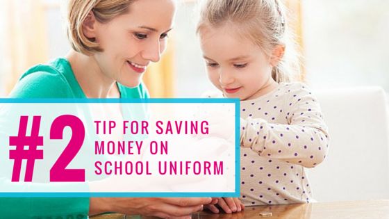 TIP - Save Money on School Uniform - Buy Uniform that Lasts!