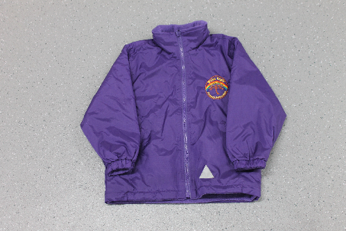 Wyke Regis Reversible Coat