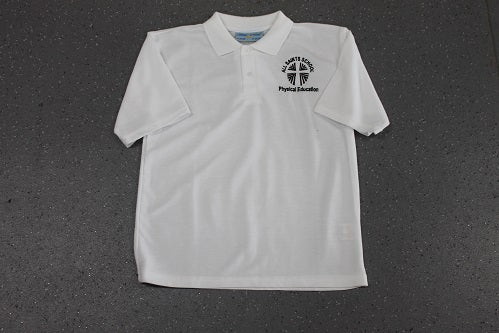 All Saints PE Polo