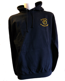 St Osmund's Hooded sweatshirt