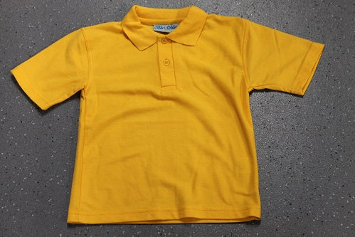 Single Coloured Polo Shirts Larger Sizes