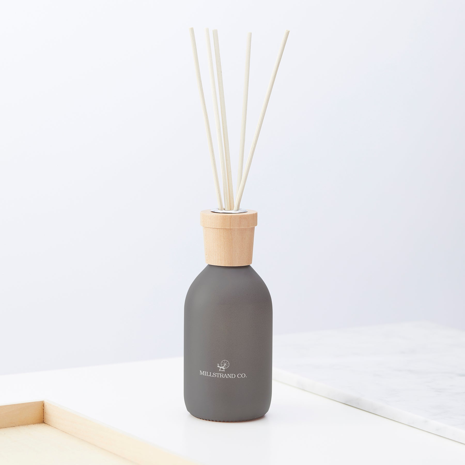 Millstrand Co. Serenity Collection – Reed Diffuser in Daffodils & Daisies 8.82oz