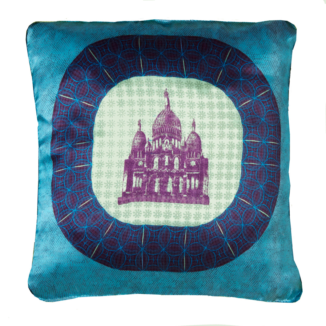 Sacre Coeur Cushion