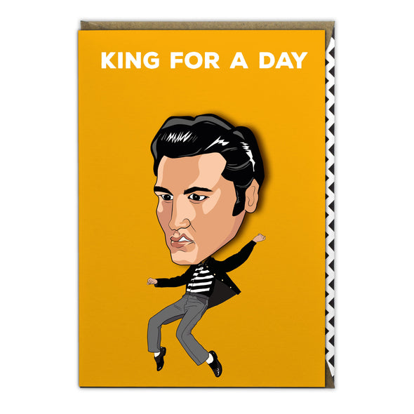 King For A Day - TACHE - 1