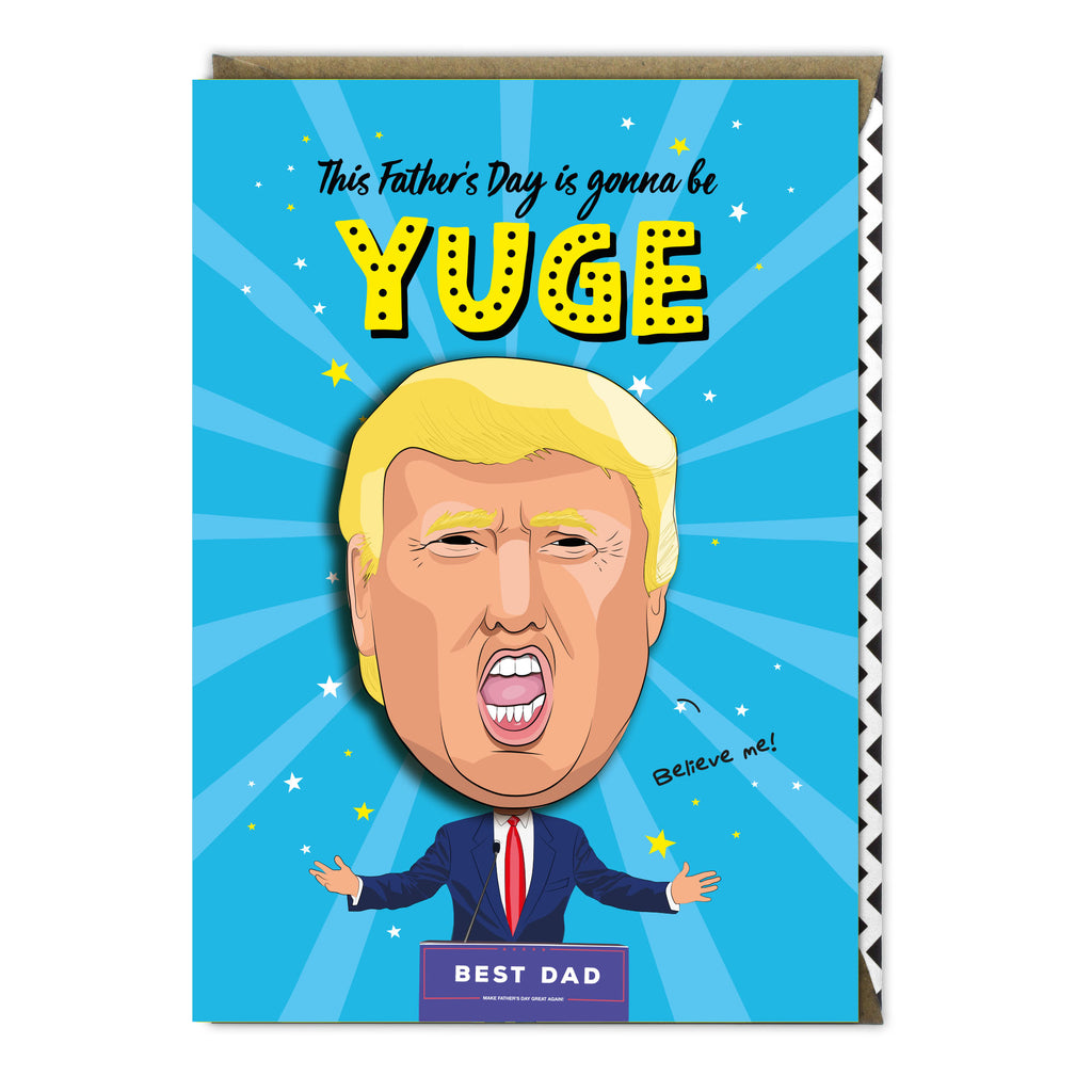 Yuge Father's Day