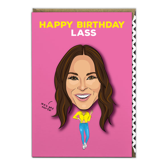 Vicky Pattison Happy Birthday Lass