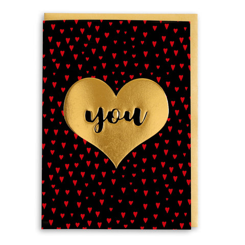 Love You | Greeting Card