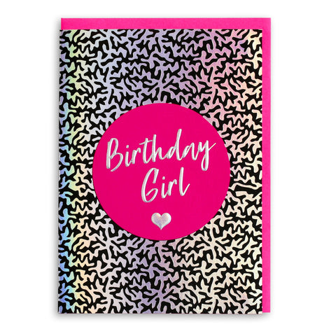Birthday Girl | Greeting Card