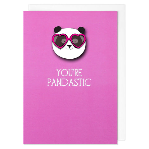 You're Pandastic