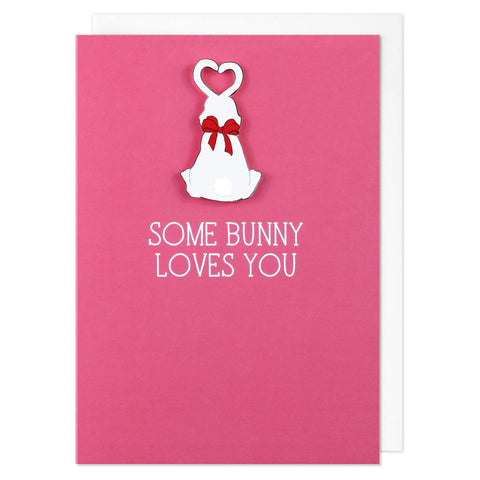 Some Bunny Loves You - TACHE