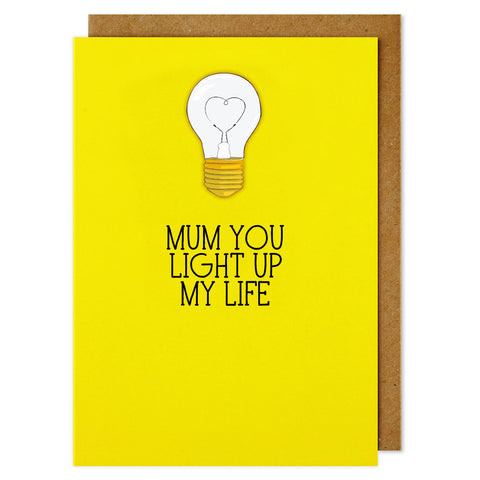 Mum You Light Up My Life - TACHE