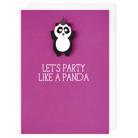 Let's Party Like A Panda - TACHE