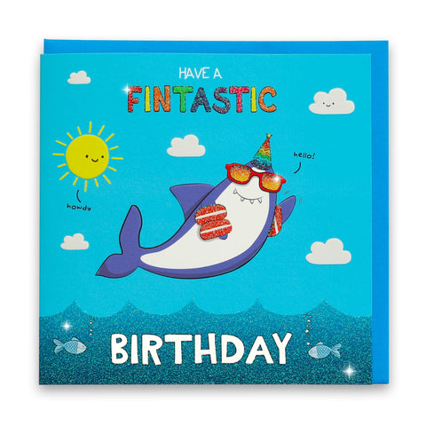 Fintastic Birthday
