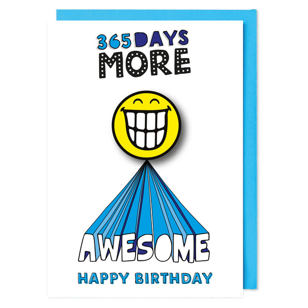 365 Days More Awesome