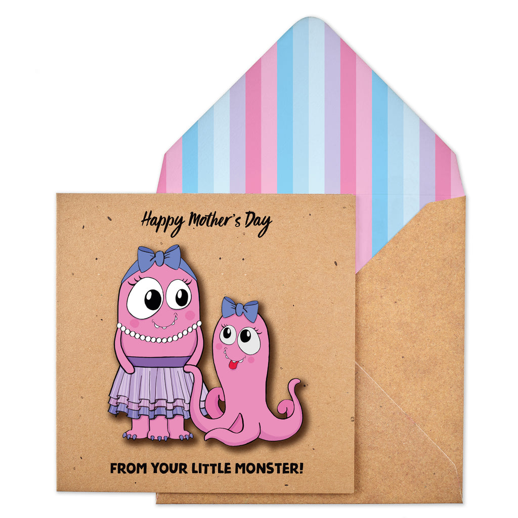 Pink Squids Mother's Day