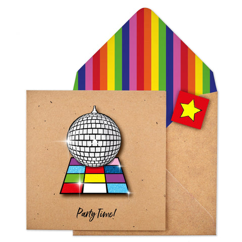 Party Time Disco Ball