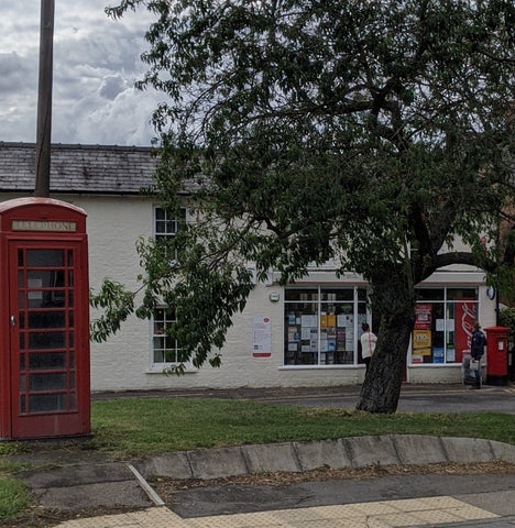 the local post office