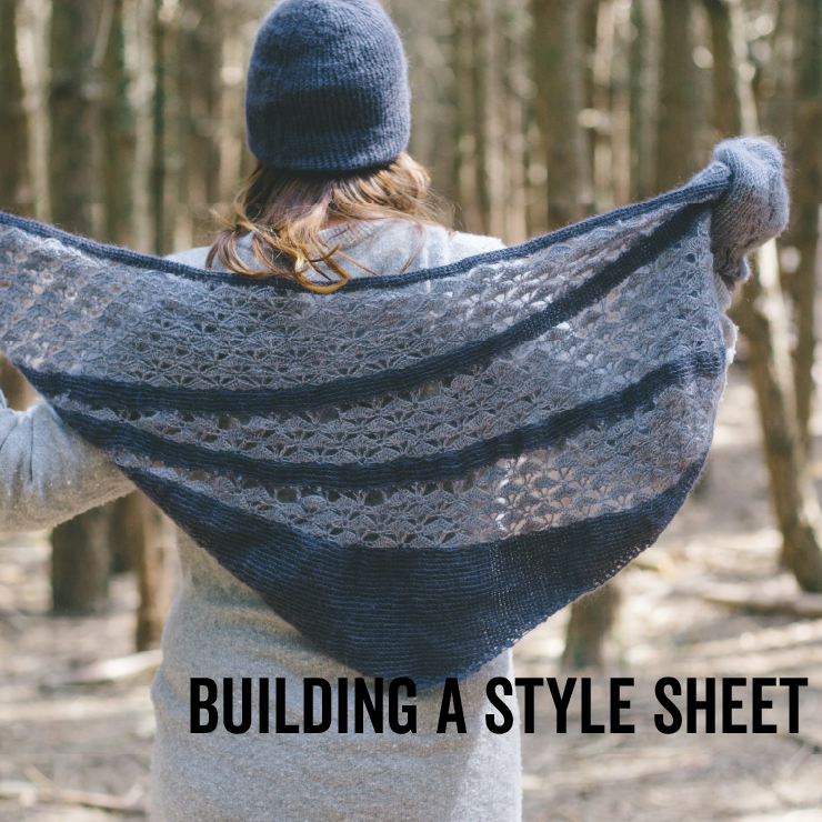 Building a Style Sheet