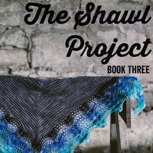 The Shawl Project: Book Three - Five Crochet Shawl Patterns using Mini Skeins