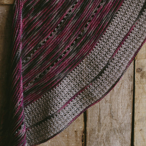 Doris Crochet Shawl