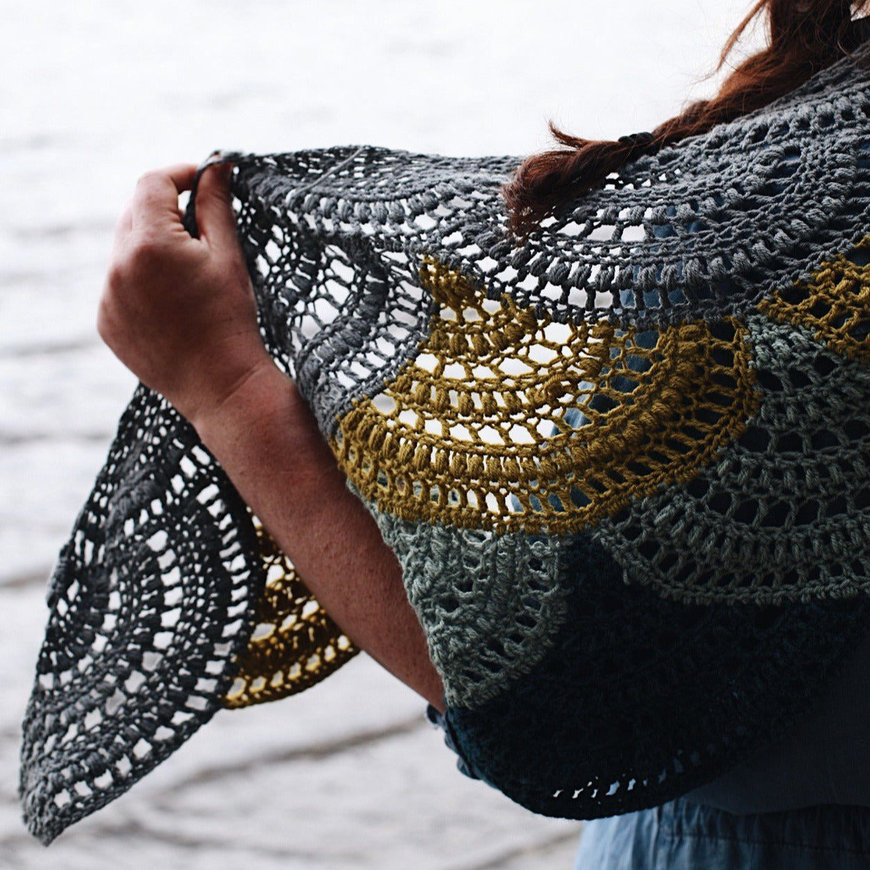 Lake Of Menteith Shawl